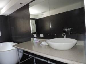 El Faro Beach Hotel (bagno)