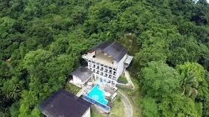 El Fato Beach Hotel (vista dall'alto)