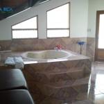 Villa (bagno con vasca Jacuzzi)