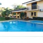 Villa Martin pescatore - piscina (con logo CRNT)