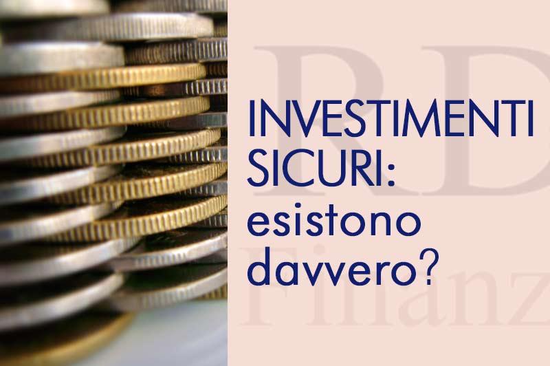 Investimenti-sicuri