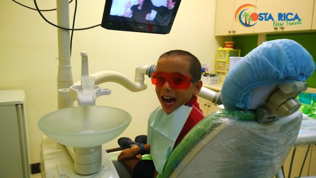 Edoardo dal dentista (CRNT)