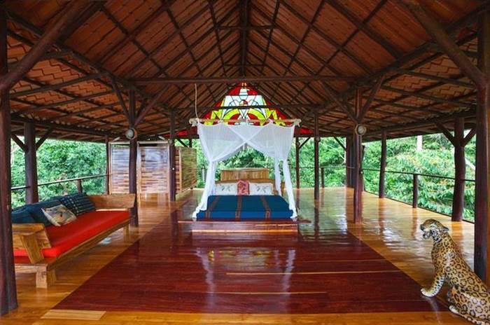 La grande avventura della casa sull 39 albero nella giungla for Grande design della casa