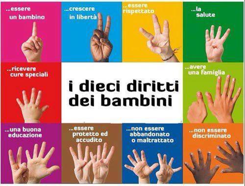 Giornata mondiale del bambino in costa rica costa rica for Maestra gemma diritti dei bambini