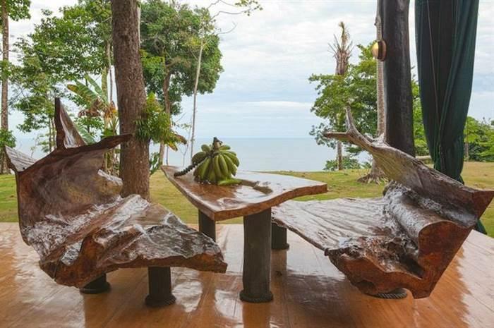 La grande avventura della casa sull 39 albero nella giungla in costa rica - La casa sull albero mobili ...
