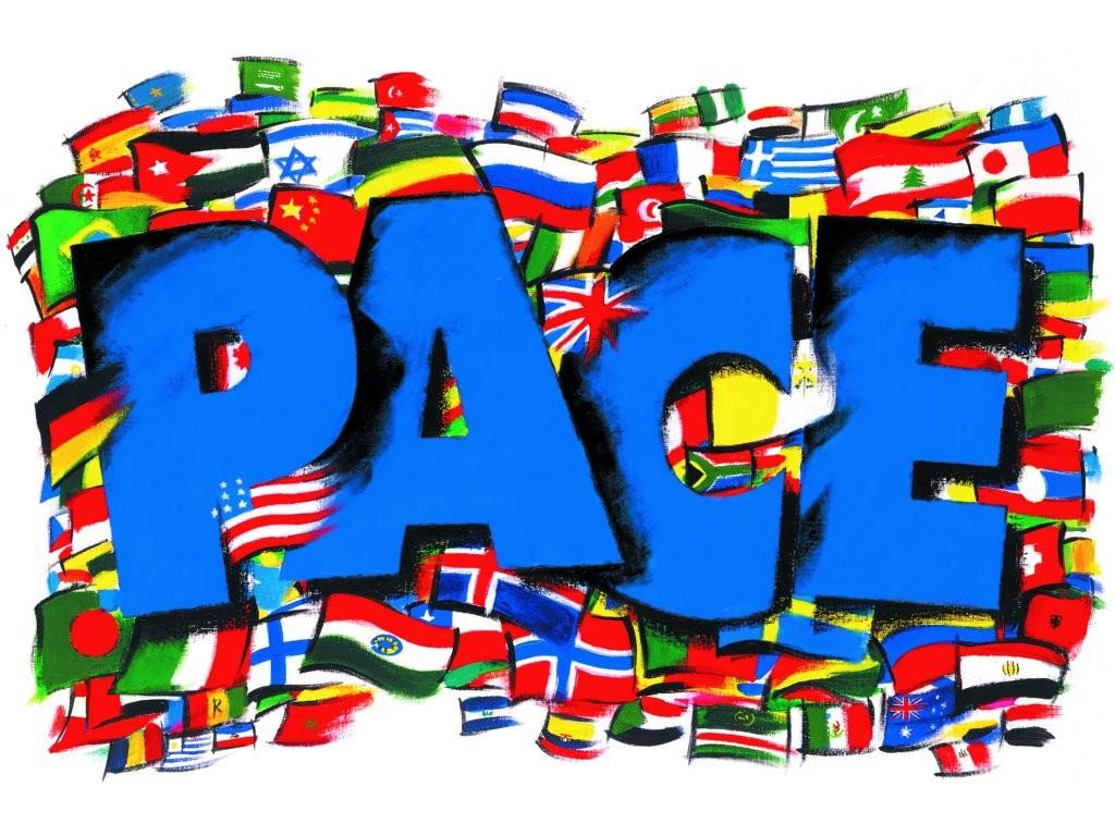 La Pace è creare una società senza guerre come in Costa Rica