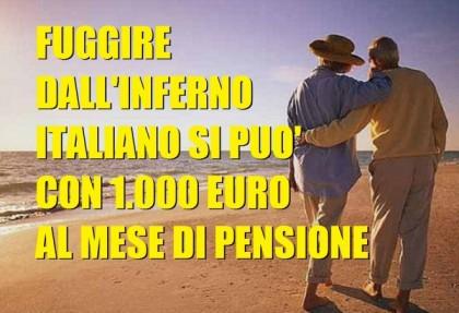 I pensionati italiani vanno a vivere in Costa Rica