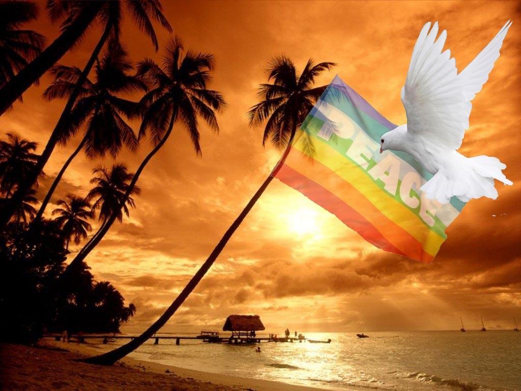 La Costa Rica è una nazione pacifica e accogliente.