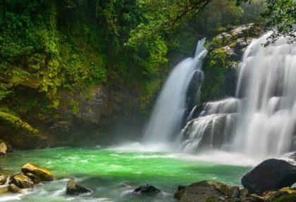 la forza della natura la costarica