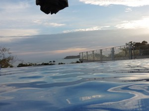 El Faro Beach Hotel (piscina1)