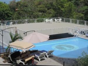 El Fato Beach Hotel (piscina)