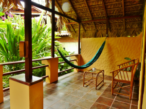 Caribe Town Resort (veranda)