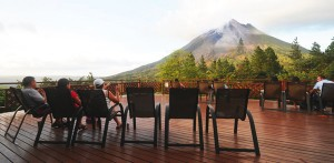 Osservatorio hotel observatory lodge Vulcano Arenal Costa Rica