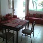 Villa Verde 2 Tamarindo - cucina e soggiorno 1