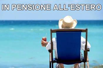 pensione all estero