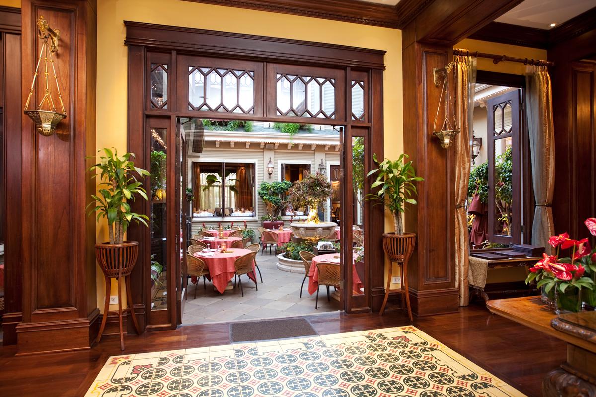 Hotel-Grano-de-Oro-Restaurant