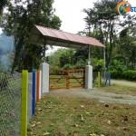 Portone/recinzione
