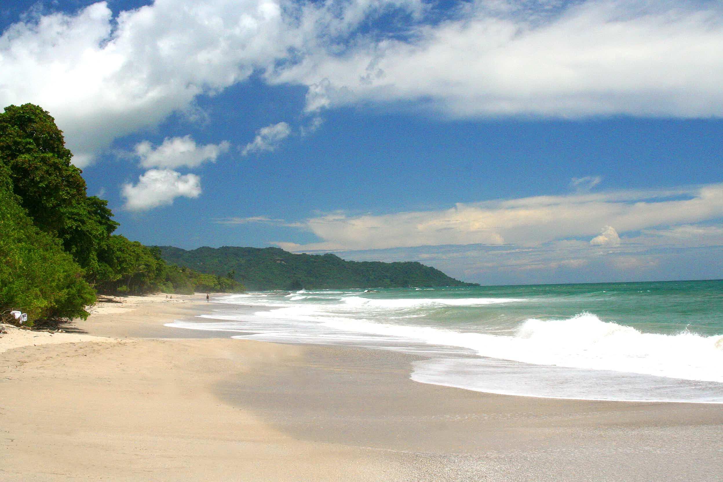 Spiaggia-corcovado
