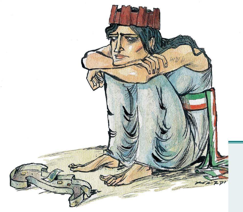 L'Italia non piace più