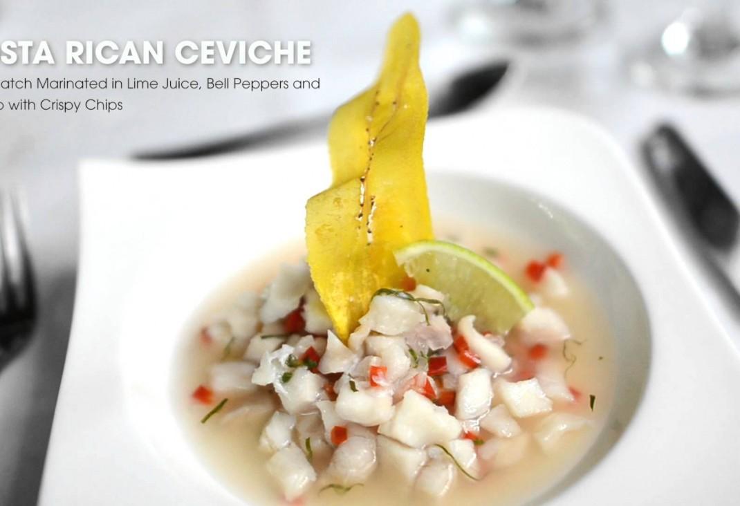 Ricette tipiche della Costa Rica il Ceviche