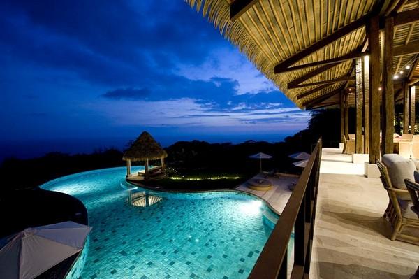 Resort di lusso Villa Mayana in Costa Rica.-.