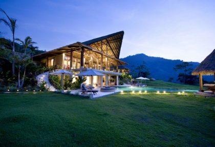Resort di lusso Villa Mayana in Costa Rica.