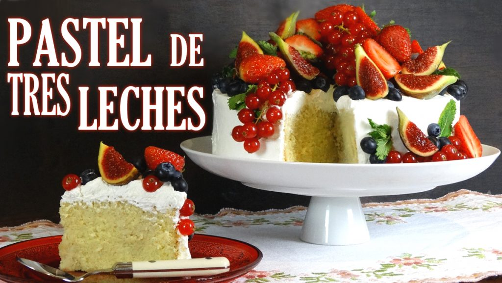 ricetta dalla Costa Rica la torta tres leches