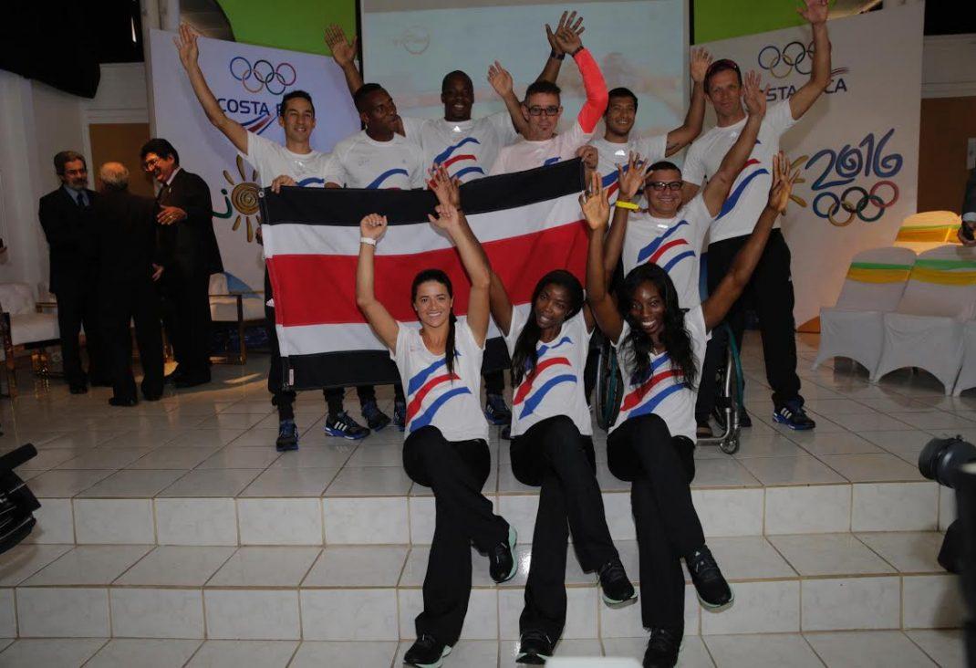 Olimpiadi Rio 2016 ecco gli atleti della Costa Rica.-pg